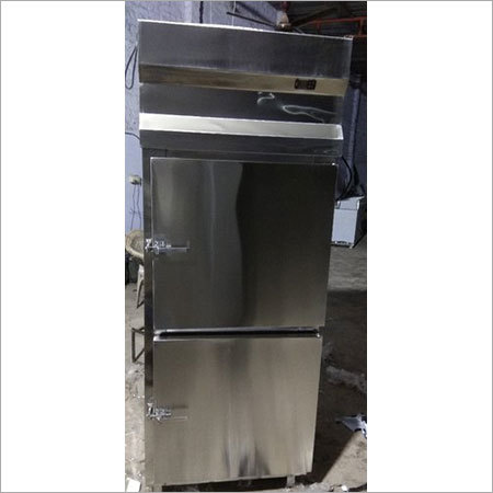 Multi Door Vertical Freezer