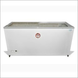 Glass Top Deep Freezer 650 Liter
