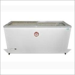Glass Top Deep Freezer 650 Liter