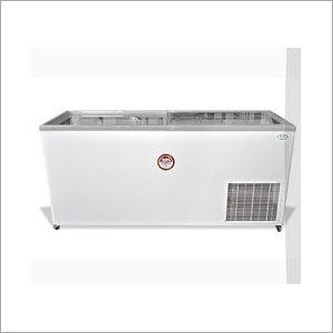 Refon Glass Top Deep Freezer- REF-450G,