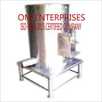 25 kg Capacity Potato Peeling Machine
