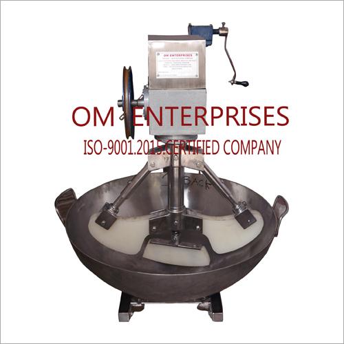 50kg Capacity Musta Machine