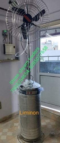stainless steel mist  fan