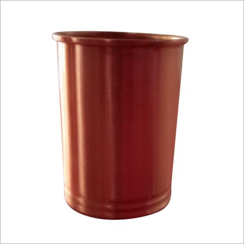 Pure Copper Water Glass