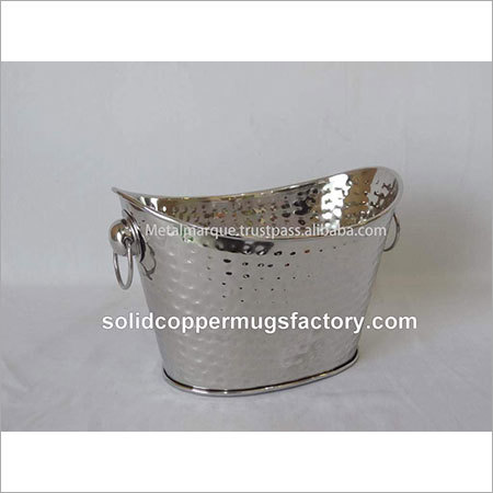Decorative wine bucket