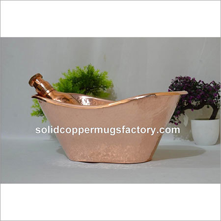 Copper Champagne & Ice Bucket
