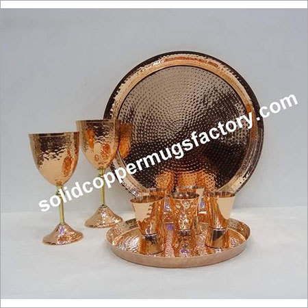 Copper Trays