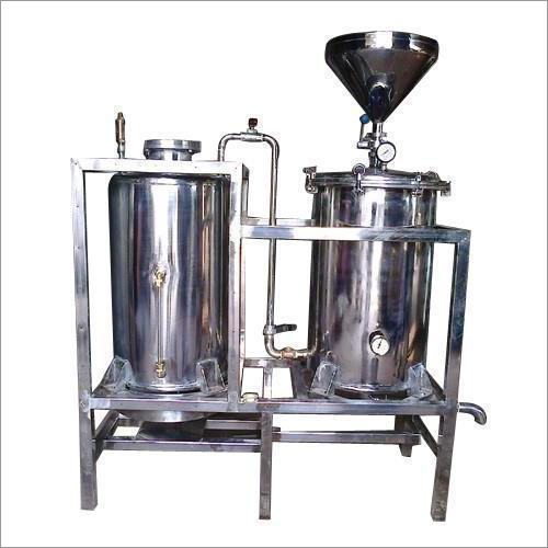 Soya Milk Making Machine