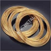 Industrial Brass Wire