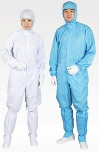 Antistatic Coverall With Hood
