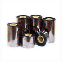 Black Thermal Transfer Printer Ribbon