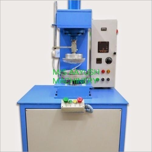 Hydraulic Semi Automatic Paper Plate Machine