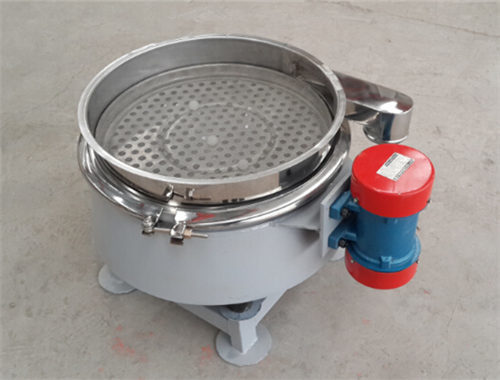 Flour Vibrating Machine and Vacuum Mixer
