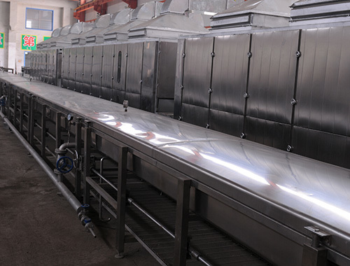 Non-fried Instant Noodle Production Line