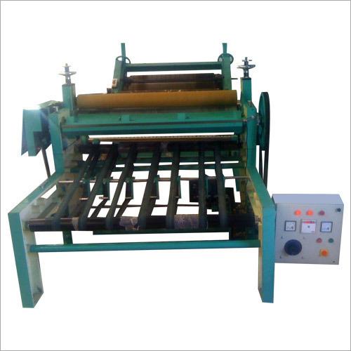 Corrugation Sheet Making Machine