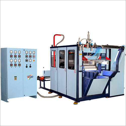 Glass Thermoforming Machine