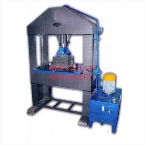 Automatic Camphor Slab Making Machine