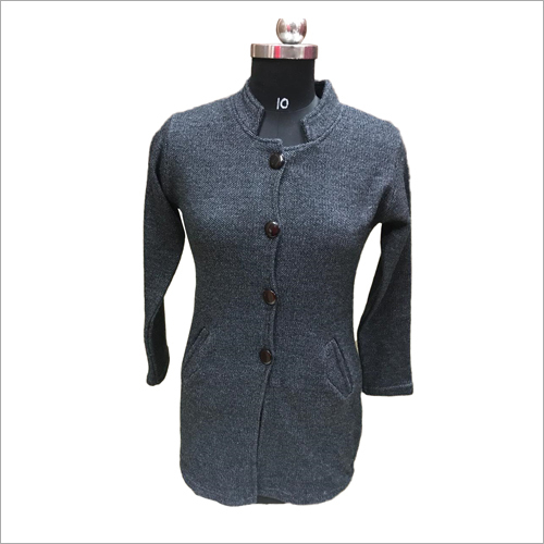 Ladies Stylish Woolen Top