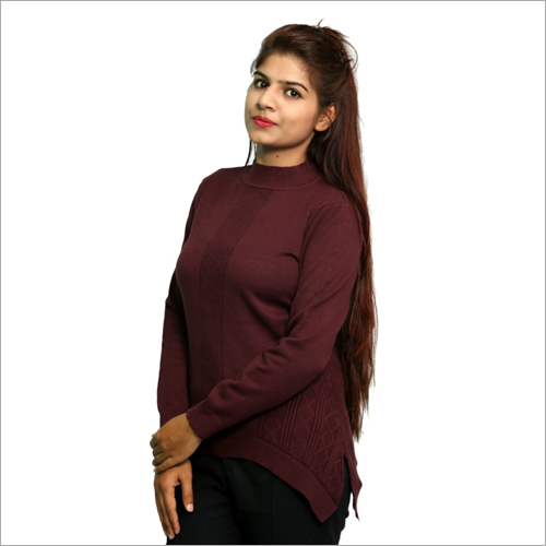 Ladies Fashionable Woolen Top