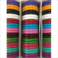 Opek Multi Colour Acrylic Bangles