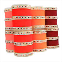 Ladies Glass Bangles Set