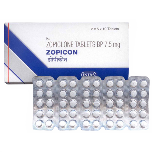 Zopiclone Tablets 7.5MG
