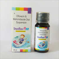 Ofloxacin And Metronidazole Oral Suspension