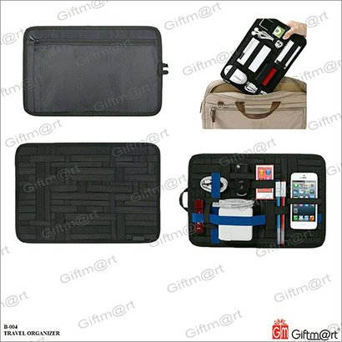 Elasticity Grid It Travel Organizer Bag