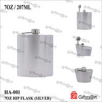 7 OZ Hip Flask