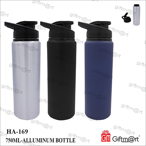 750ml Aluminium Bottle