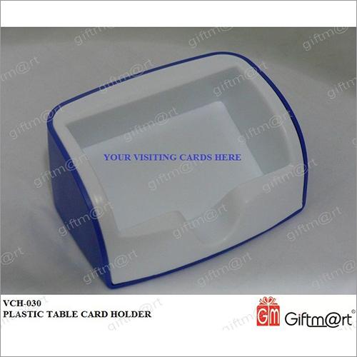 Plastic Table Card Holder