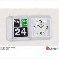 Automatic Digital Clock