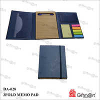 Eco Friendly Memo Pad