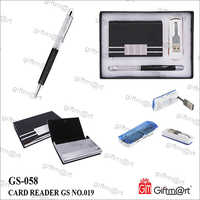 Card Reader Gift Set