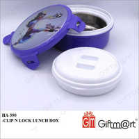 Clip N Lock Lunch Box