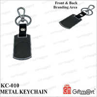Bike Metal Keychain