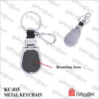 Exclusive Metal Keychain