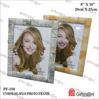 8X10 Marble Finish Photo Frame