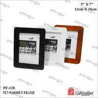 5X7 Wooden Photo Frame