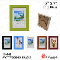 5X7 Wooden Frame