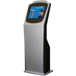Self Service Touch Screen Telecom Kiosk