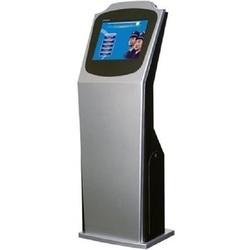 Self Service Touch Screen Telecom Kiosk