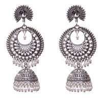 Antique Metal Dangle & Drop Fashion Earing For Women