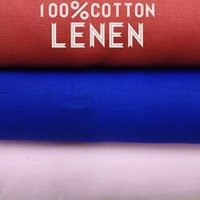Cotton Linen Shirting Fabric