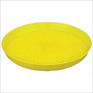 Poultry Chick Feeding Tray