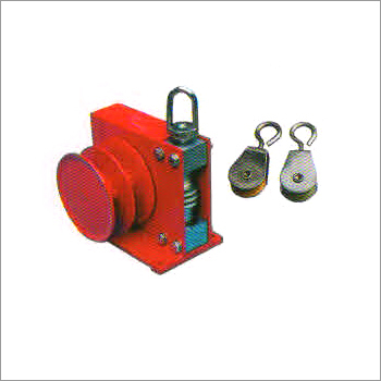 Winches Pulleys