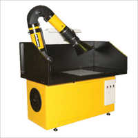 Self cleaning  Welding Downdraft Table