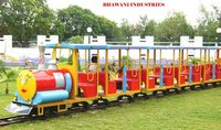 Family Toy Train