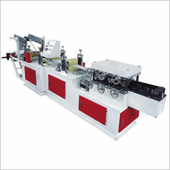 Plastic Sleeve Making Machine