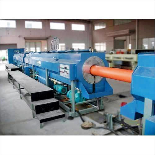 Flexible PVC Pipe Making Machine